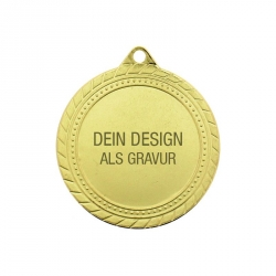 Medaille Sieger - Gold