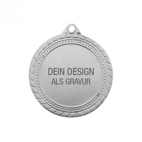 Medaille Sieger - Silber