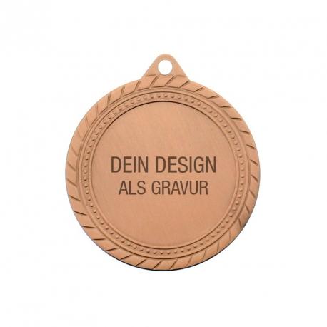 Medaille Sieger - Bronze
