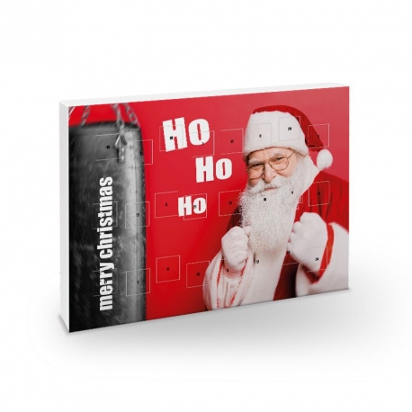 Adventskalender - Boxing Santa
