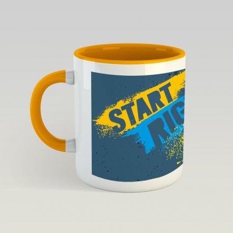 Tasse - Start Right Now