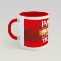 Tasse - PAIN Red