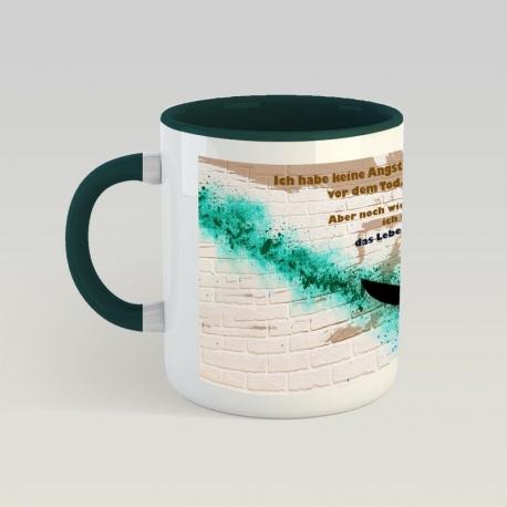 Tasse - Keine Angst