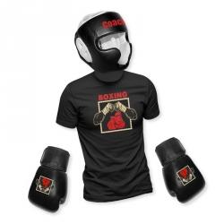 Kämpfer Bundle - Boxing - individuell bedruckt