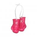 Mini Boxhandschuhe - individuell bedruckt - Pink - LIMITIERT