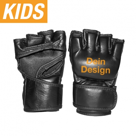 Kinder MMA Handschuhe Darkside