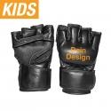 """KIDS MMA-Handschuhe - individuell bedruckt - """"DARKSIDE"""""""