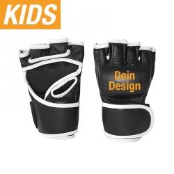 """KIDS MMA-Handschuhe - individuell bedruckt - """"BEATDOWN"""""""