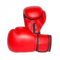 "Boxhandschuhe - unbedruckt - ""RED Burst"""
