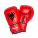 Boxhandschuhe - Albania + Dein Name