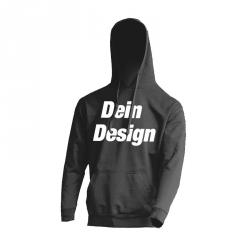 Sweatshirt / Hoodie - individuell bedruckt