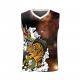 "Tank Top - Traningsshirt - ""Tiger & Dragon"""