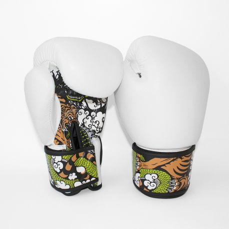 "Boxhandschuhe - ""Tiger & Dragon"""