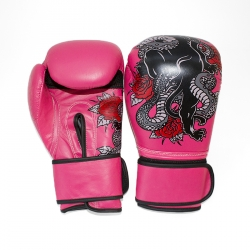 """Boxhandschuhe - """"Pink Panther"""""""