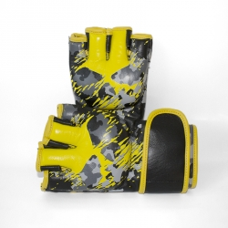 "MMA-Handschuhe - ""Flash Skull"""