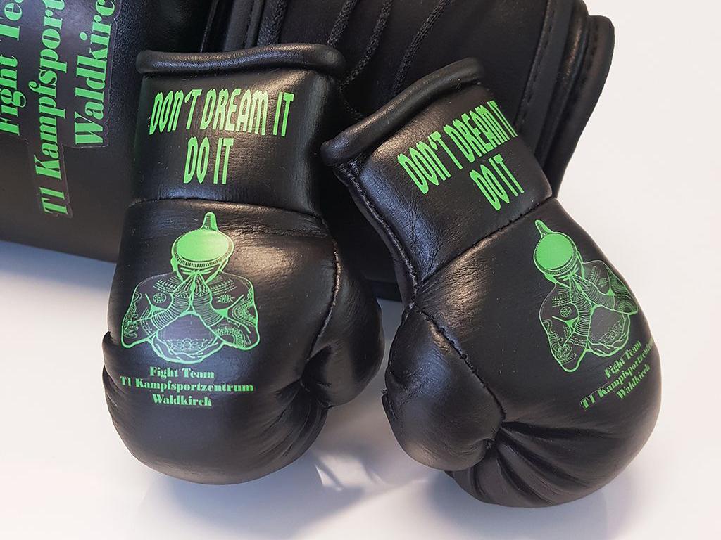 Kampfsportzentrum Waldkirch Mini-Boxhandschuhe
